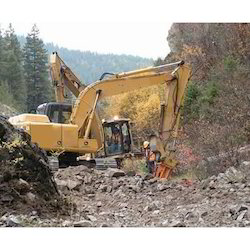 Hydraulic Rock Breaker Services