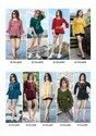 Yami Fashion Topsy Vol-11 Western Short Tops Catalog