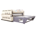 Corrugated Paperboard Flexo Printing And Grooving Machine