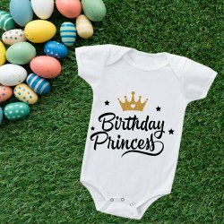 Cotton Personalized Baby Clothes Gift