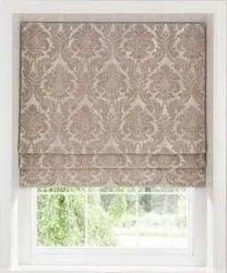 Roman Blind Curtain, Size: Width-48, 54