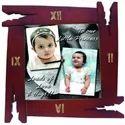 SQC3 Photo Frame Clock