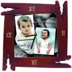 SQC3 Photo Frame Clock