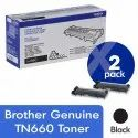 Brother TN660 High Yield Black Toner Cartridge