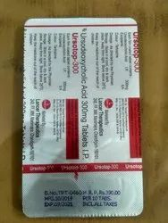 Ursodoxycholic Acid 300mg Tablet