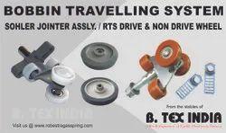 BOBBIN TRAVELLING SYSTEM