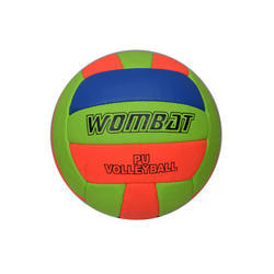 Multicolor Wombat Sports PU Volleyball
