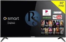 Wall Mount 65 inch OLED UHD 4k Smart LED TV, Model Name/Number: XT-654K-O01