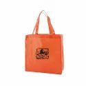 Orange Non Woven Bag