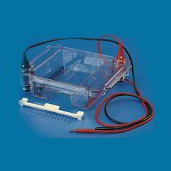 Gel Electrophoresis Unit with Embedded Power Unit
