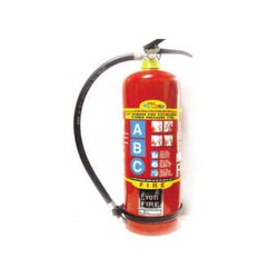A B C Dry Powder Type ABC Fire Extinguisher, Capacity: 4Kg