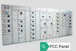 PCC Power Control Center Panel, Operating Voltage: 220 - 660 V