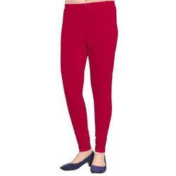 0b0f552bea7 Ladies Plain Cotton Leggings