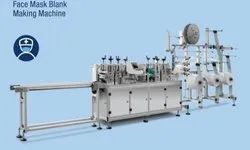 GTOABM - Non Woven Automatic Blank Mask Making Machine