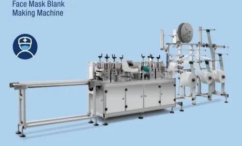 GTOABM - Non Woven Automatic Blank Mask Making Machine