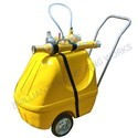 Mobile Foam Trolley 200 Litre