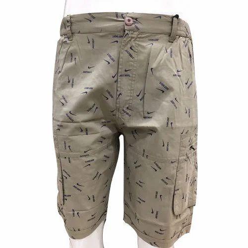 8f5f33fbf2 Knee Length Casual Mens Three Quarter Pant, Size: L, Rs 330 /piece ...