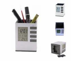 Digital Clock Penstand