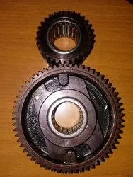 Big Gear and Small Gear of Mechanism