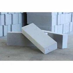 Rectangle Grey Rectangular CLC Block, Size: 20 x 8 x 4 Inch