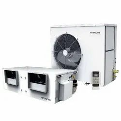 Hitachi Toushi Series 8.5 TR Single Circuit Ductable Air Conditioner