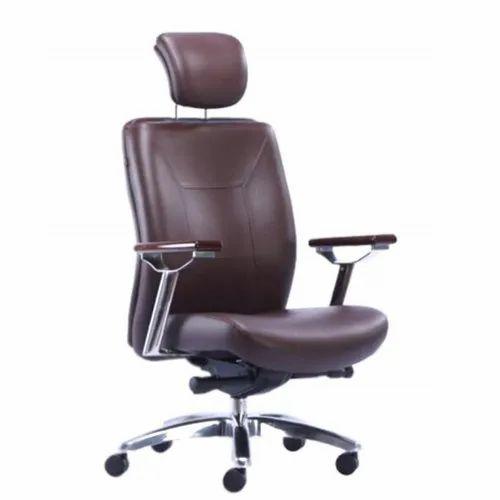 Movable Head High Back Chair