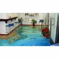 3d Flooring 3d Epoxy Flooring In Kolkata