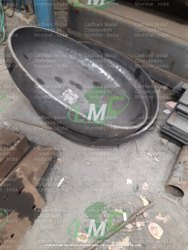 Dished Ends in Carbon Steel, SS, Nickel Alloys, Boiler Quality For Tank Ends, Pressure Vessel