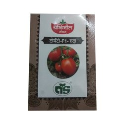 Abhijeet Hybrid Tomato F1 Rudra Seed, Pack Size: 10 G, Pack Type: Packet