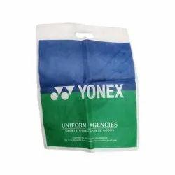 Handled Multicolor D Cut Non Woven Printed Bag