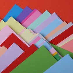 Colored Paper Board