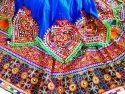 Navratri Special Handmade Chaniya Choli - Gamthi Ghagra Choli