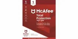 McAfee Antivirus - 1 User, 1 Years (Email Delivery In 2 Hours- No CD