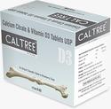 Calcium Citrate Vit D3 Chewable Tab