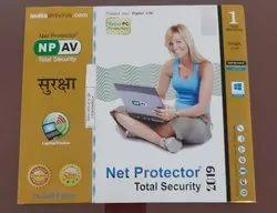 NP AV Net Protector