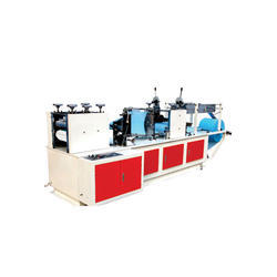 Three Phase Automatic Shoe Cover Making Machine