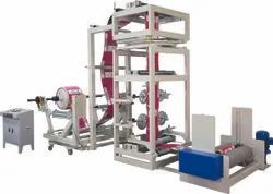 Woven Fabric Twist Gusset Machine