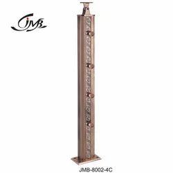 Aluminium Designer Pillar
