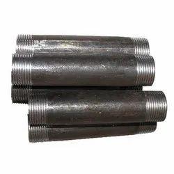 Threaded MS Barrel Nipple, For Plumbing Pipe