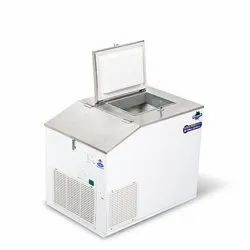 Ice Cream Push Cart Freezer