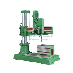 Na Hydraulics And Pneumatics Radial Drilling Machine, 10, Model Number/Name: Jl-hap-8907