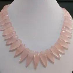 Rose Quartz Gemstones Beads