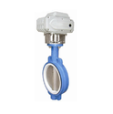 Motorised Butterfly Valves