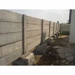 Paver Block Compound Wall