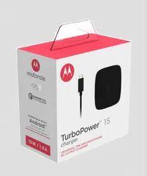 Motorola Turbo Power 15 Mobile Wall Charger SJ5929AP1