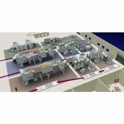 Individual Designer Plant 3D Modeling Service