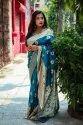 Designer Indian Raw Saree