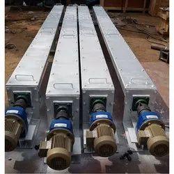 Screw Conveyor, Capacity: 100 TPH