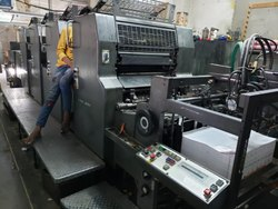 Used 4 Colour Heidelberg Movhcptronic  Machine