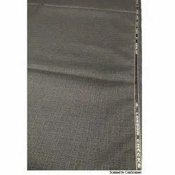 London Checks Polyester Cotton Fabric, 210